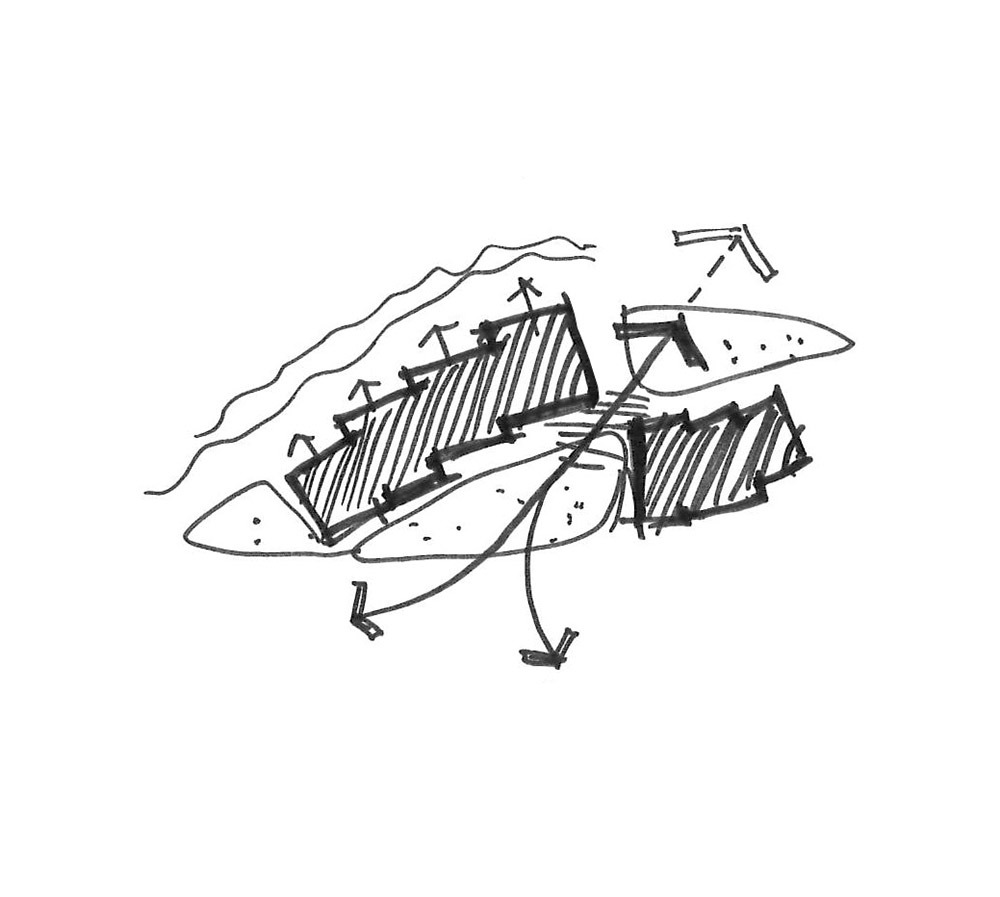 Camley Street - Inital Concept Sketch