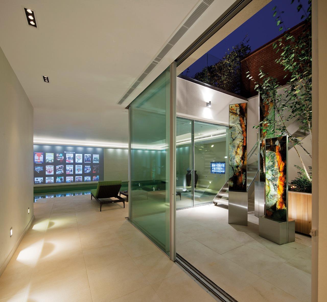 Hampstead Basement Hallway