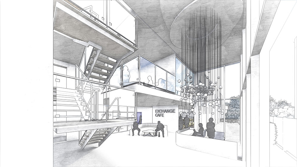 Planning permission: The Exchange drawing 03