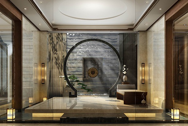 The Moonbridge, Shantou