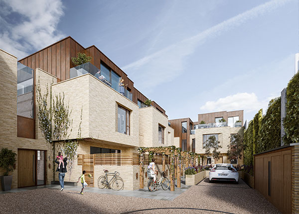Our Notting Hill Development granted permission