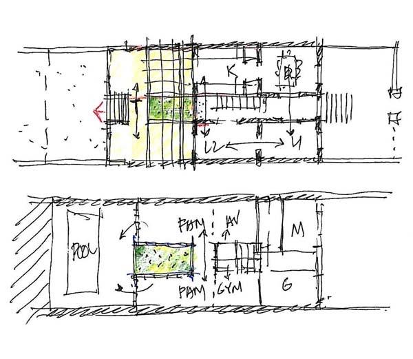 Hamilton Terrace Sketch