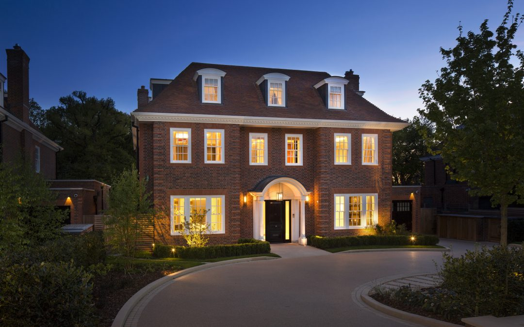 KSR COMPLETES HAMPSTEAD LUXURY HOMES