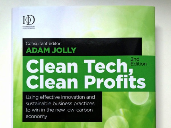 """Clean Tech, Clean Profits"" Smart Buildings Book"