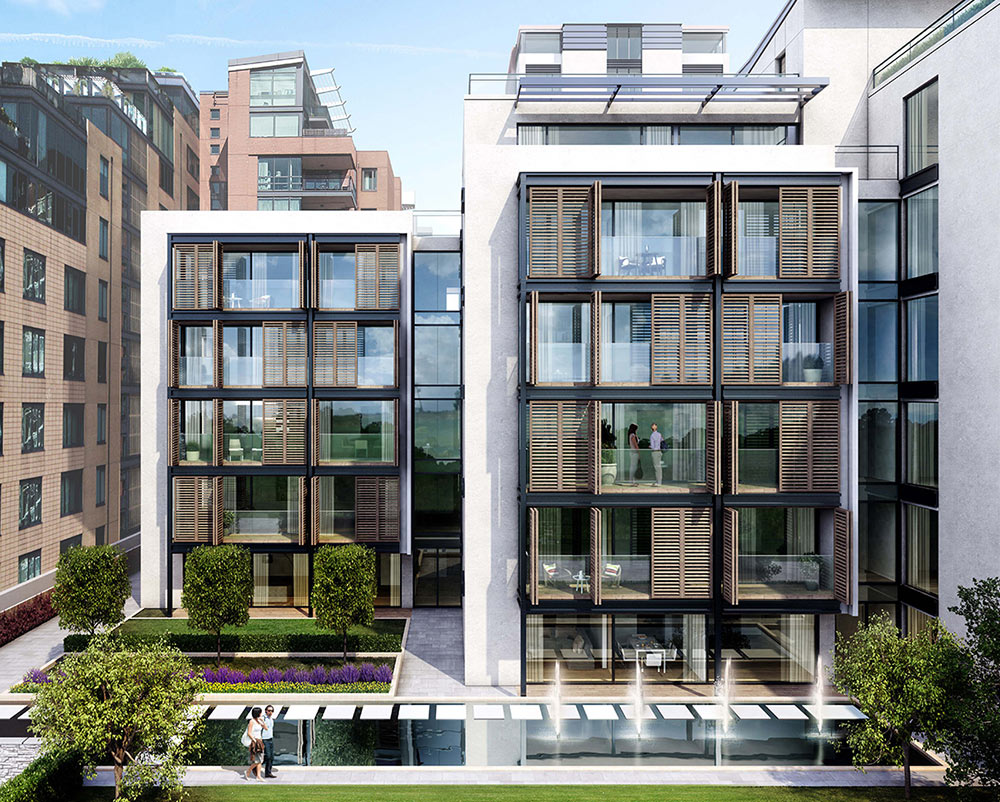 St Johns Wood Apartments