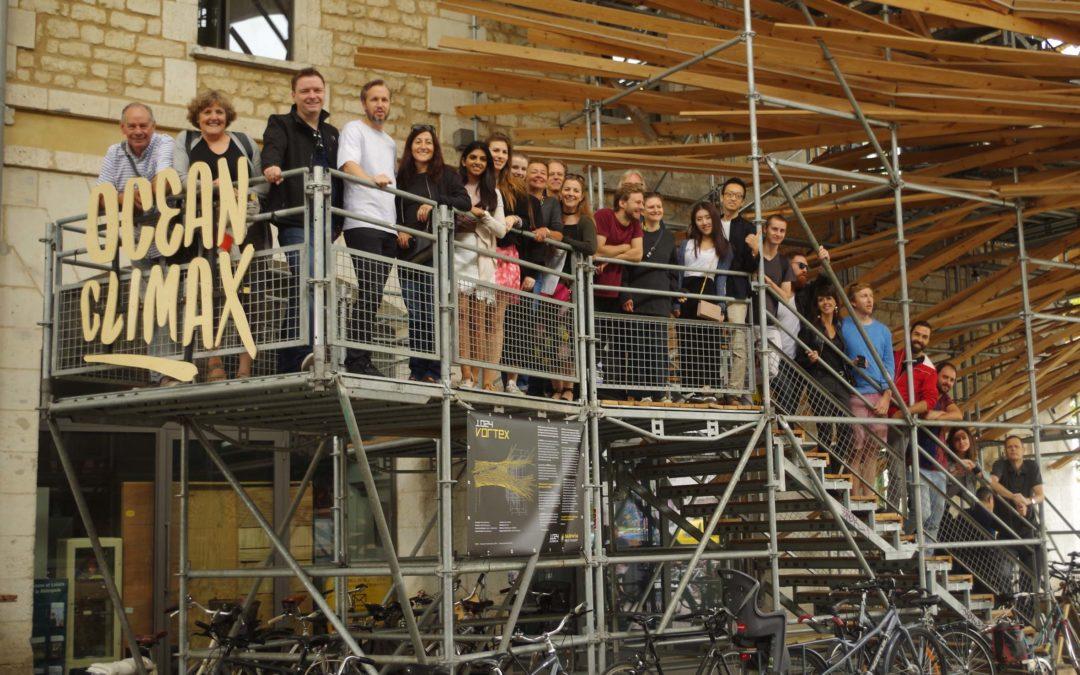 KSR ARCHITECTS ON TOUR IN BORDEAUX