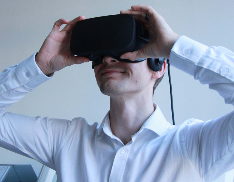 KSR DELIGHT CLIENTS WITH VIRTUAL REALITY