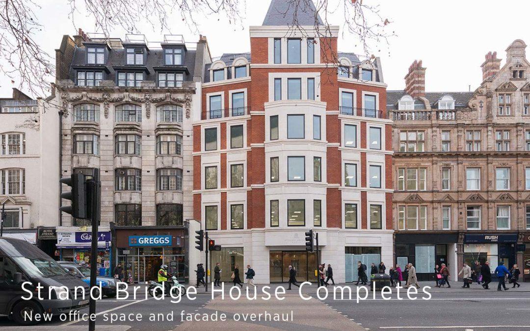 STRAND BRIDGE HOUSE COMPLETES