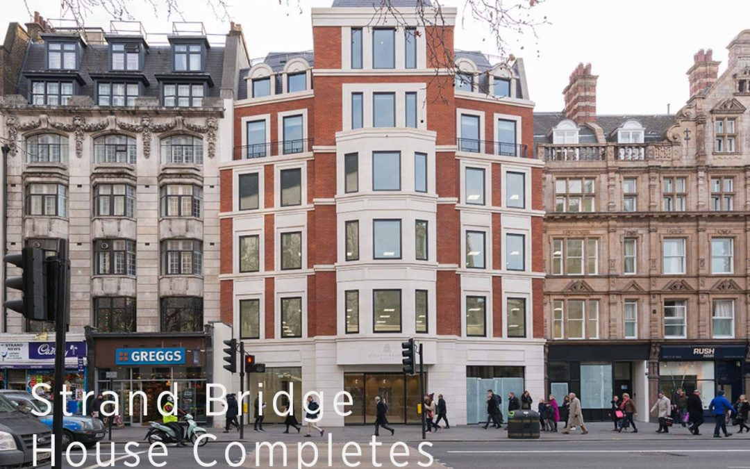 STRAND BRIDGE HOUSE COMPLETES
