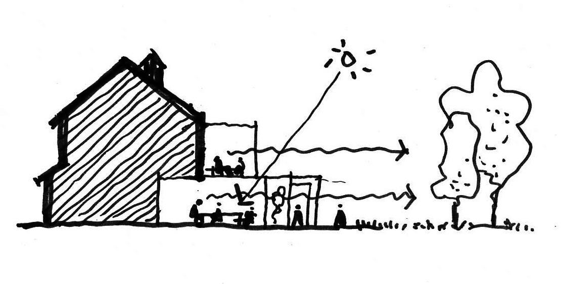 Compton Avenue sketch
