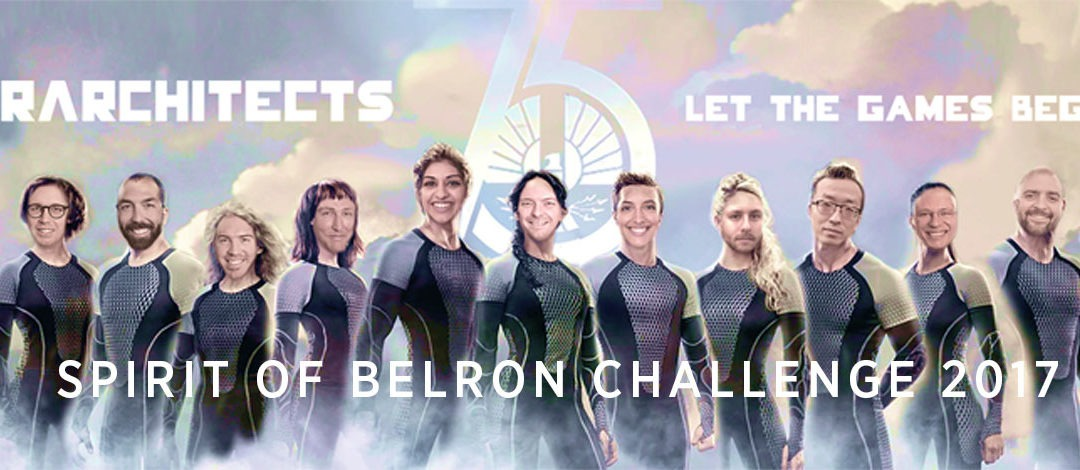 KSR Take On The Spirit Of Belron Challenge 2017